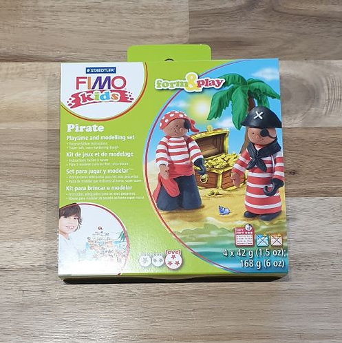 Fimo Kids Form & Play Pirate
