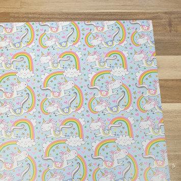 sass & belle Unicorn Gift Wrap Paper