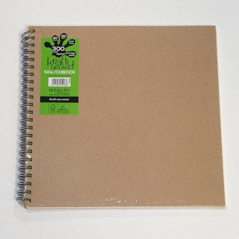 Krafty Gecko Sketchbook 40 Sheets