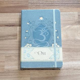 OM Ruled Journal with Pocket