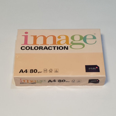 image Coloraction A4 80gsm Savana