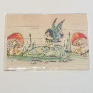 Fairy Anthology Card