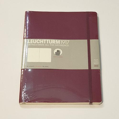 Leuchterm A4 Slim Softcover Notebook Port