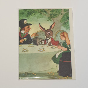 Alice in Wonderland Anthology Card