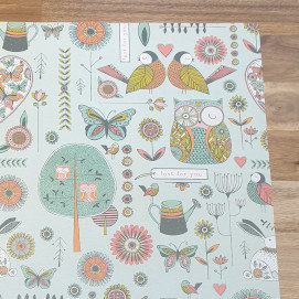 sass & belle Just For You Gift Wrap Paper