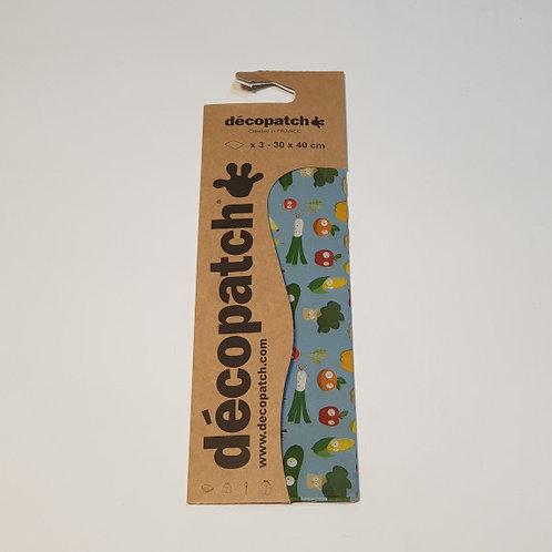 Decopatch 30x40cm No730