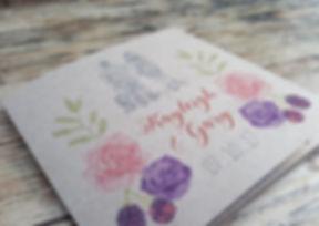 Postscript Frome Bespoke Wedding Stationery