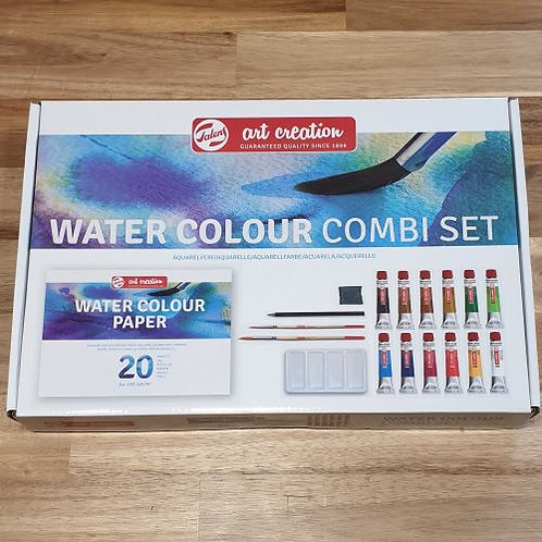 Art Creation Water Colour Combi Set