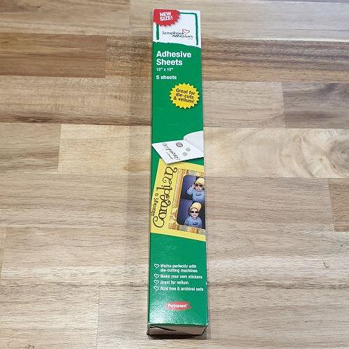 Scrapbook Adhesives Adhesive Sheets 12 Inch