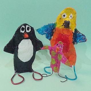 Postscrip Kids Craft party