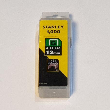 Stanley 1000 12mm Staples