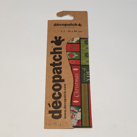 Decopatch 30x40cm No725