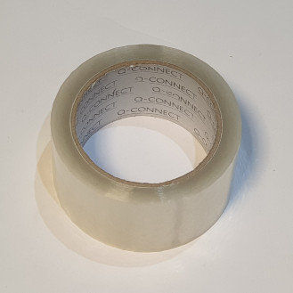 Clear Parcel Tape 48mmx66m