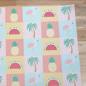 sass & belle Tropical Summer Gift Wrap Paper