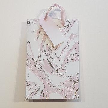 Paper World Pink Gift Bag