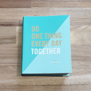 Do One Thing Every Day Together a Journal for Two