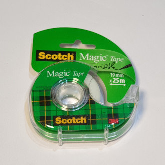 Scotch Magic Tape Dispenser 19mmx25m