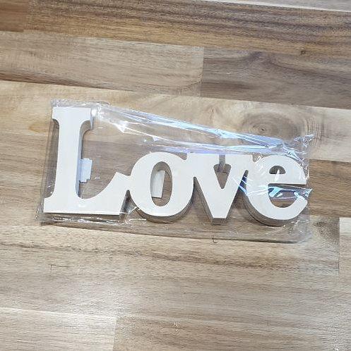 3D Love Block