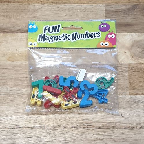 Fun Magnetic Numbers