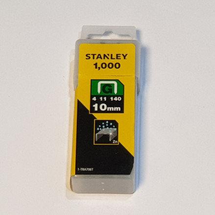 Stanley 1000 10mm Staples