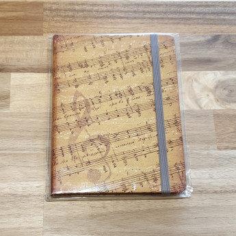 Peter Pauper Press Music Journal