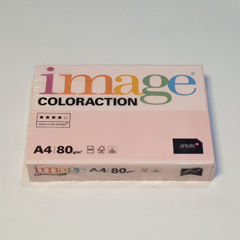 image Coloraction A4 80gsm Tropic