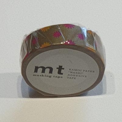 Masking Tape Kirakira Gold