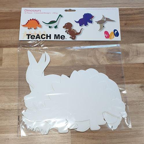 Teach Me Dinosaurs