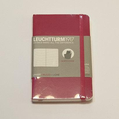 Leuchterm A6 Pocket Notebook Softcover Port