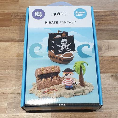 Silk Clay D.I.Y Pirate Fantasy