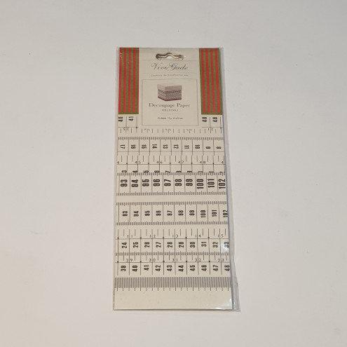 ViviGade Decopatch Paper 10 Sheets Helsinki