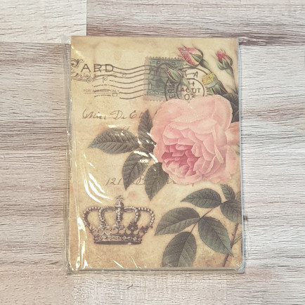 sass & belle Vintage Small Notepad