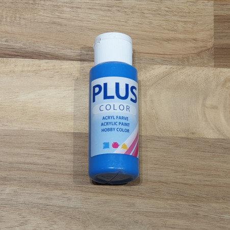 Plus Color Acrylic Paint Primary Blue 60ml