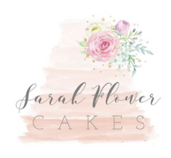 Sarah Flower Cakes Logo