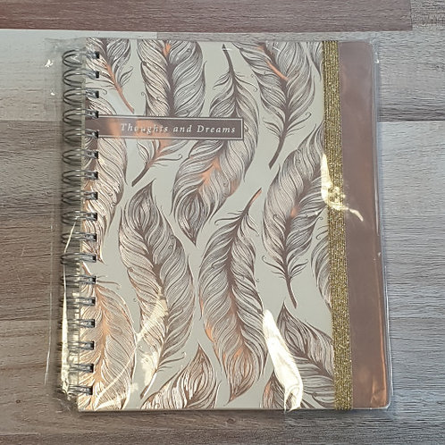 Thoughts and Dreams Notebook