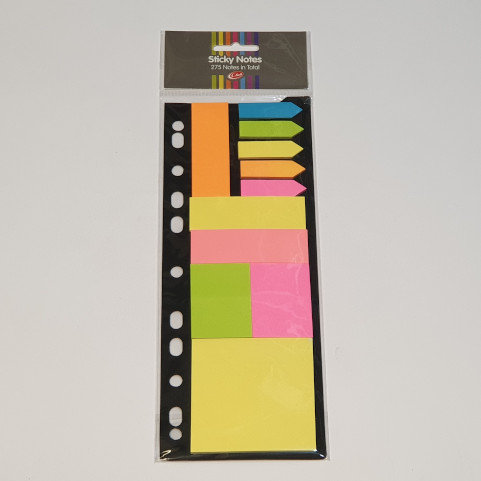 Club 275 Sticky Notes