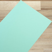 Smooth Coloured Card Mint A1 270gsm