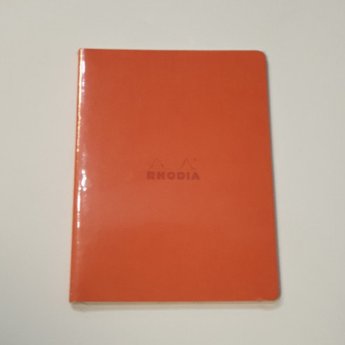 Rhodia Orange Dot Grid 32 Sheets