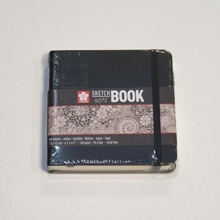 Sakura Sketchbook 80 Sheets 12x12cm
