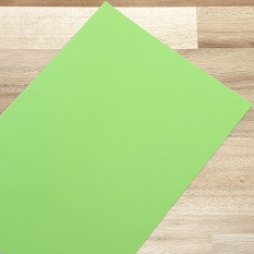 Smooth Coloured Card Moss Green A4 270gsm