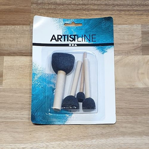 Artist Line Dot Brushes
