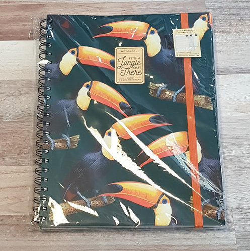 It's a Jungle Out There 3 in 1 A4 Notebook