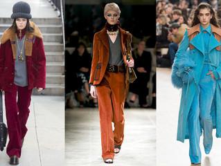 Модная Зима 2017-18: «Жаркое» разнообразие