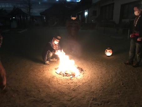12/16 献燈神事「秋葉大社祭」、斎行