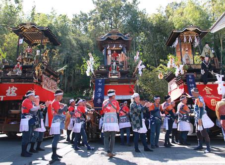 【期間限定配信】写真で振り返る有松天満社秋季大祭