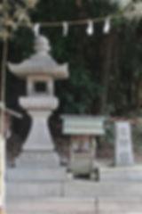 天満社の境内神社(津島社)
