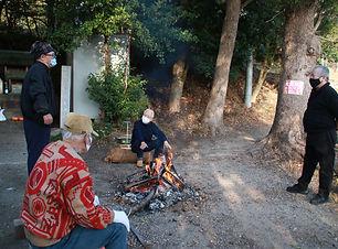 東町秋葉神社(左義祭)