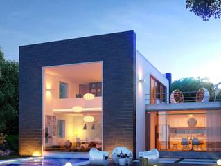 Modelos para arquitetura residencial em concreto pré-fabricado