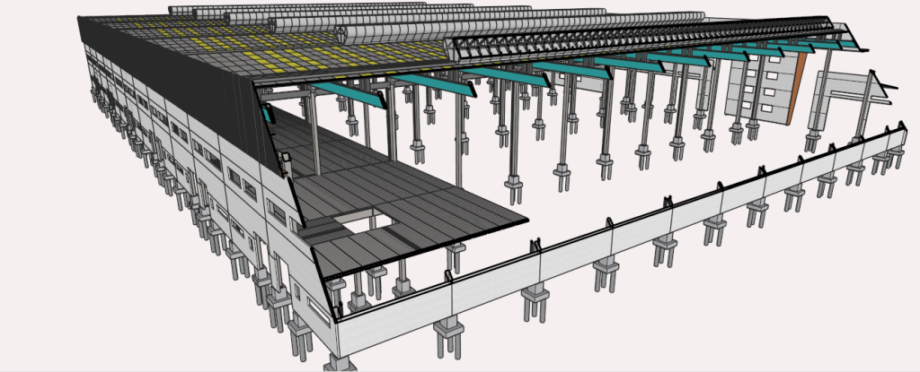 arquitetura Industrial