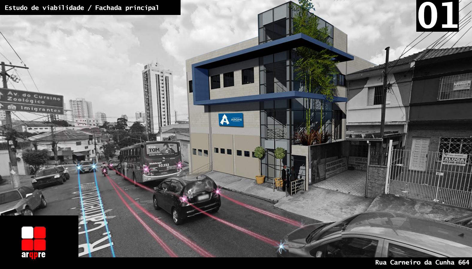 Arquitetura Comercial